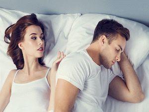 Муж холоден к сексу